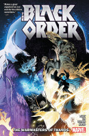 The Black Order The Warmasters Of Thanos TP Reviews