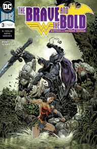 The Brave and the Bold: Batman and Wonder Woman #3