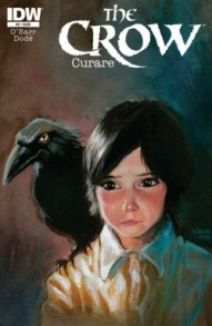 The Crow: Curare #3