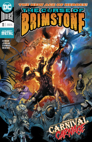 The Curse of Brimstone #11