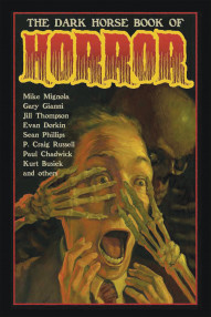 The Dark Horse Book of Horror #1