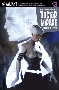 The Death-Defying Doctor Mirage: Second Lives #3