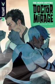 The Death-Defying Doctor Mirage #5