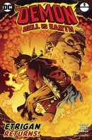 The Demon: Hell is Earth #1