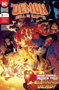 The Demon: Hell is Earth #3