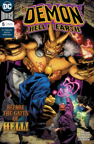 The Demon: Hell is Earth #5