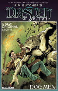 The Dresden Files: Dog Men Collected