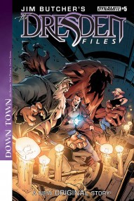 The Dresden Files: Down Town #5