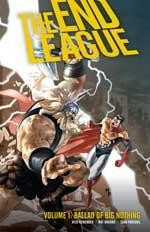 The End League: Volume One #1