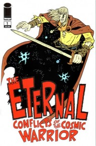 The Eternal Conflicts of the Cosmic Warrior #1