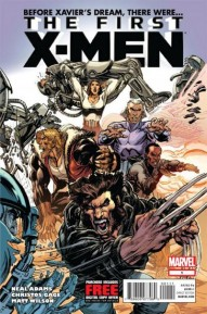 The First X-Men