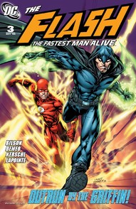 The Flash: The Fastest Man Alive #3