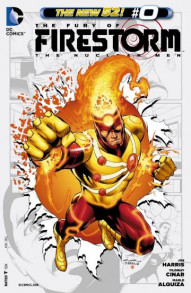 The Fury of Firestorm: The Nuclear Men #0