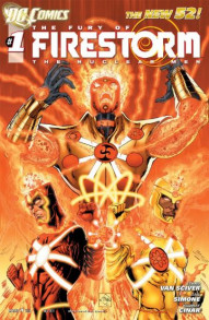 The Fury of Firestorm: The Nuclear Men #1