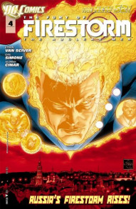 The Fury of Firestorm: The Nuclear Men #4