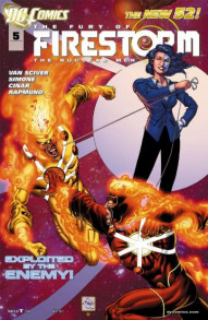 The Fury of Firestorm: The Nuclear Men #5
