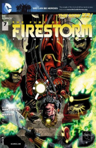 The Fury of Firestorm: The Nuclear Men #7