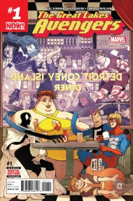 The Great Lakes Avengers #1