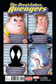 The Great Lakes Avengers #2