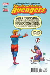 The Great Lakes Avengers #6