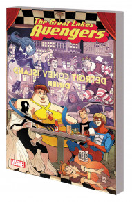 The Great Lakes Avengers Vol. 1: Same Old Same Old