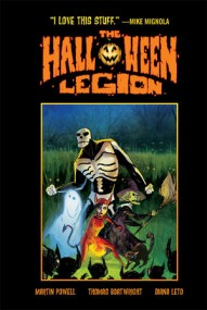 The Halloween Legion: The Great Goblin Invasion #1