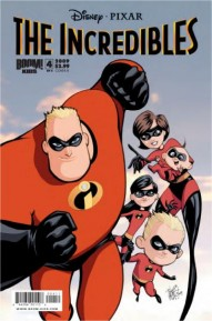 The Incredibles: Family Matters #4