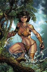 The Jungle Book: Fall of the Wild #1