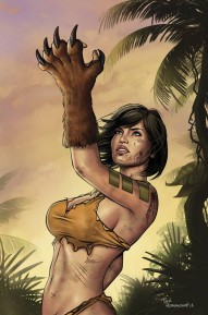 The Jungle Book: Fall of the Wild #5