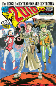 The League of Extraordinary Gentlemen: The Tempest #6
