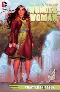 The Legend of Wonder Woman #13