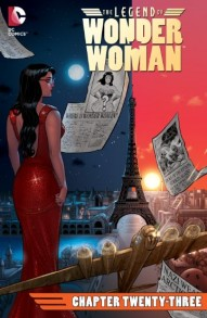 The Legend of Wonder Woman #23