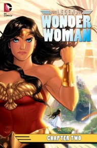 The Legend of Wonder Woman #2