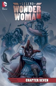 The Legend of Wonder Woman #7
