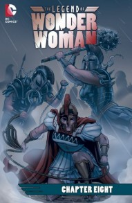 The Legend of Wonder Woman #8