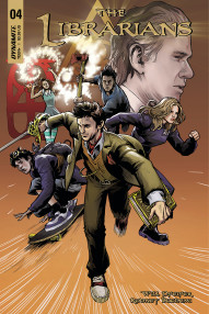 The Librarians #4