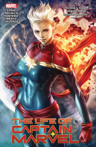 The Life Of Captain Marvel Collected