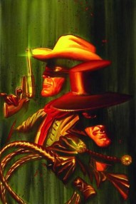 The Lone Ranger: The Death of Zorro #1