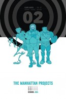The Manhattan Projects Vol. 2 Deluxe HC Reviews