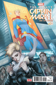 The Mighty Captain Marvel #0