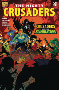 The Mighty Crusaders #4