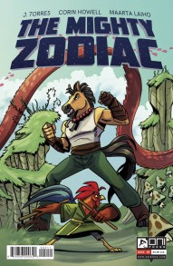 The Mighty Zodiac #2