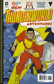 The Multiversity: Thunderworld Adventures #1