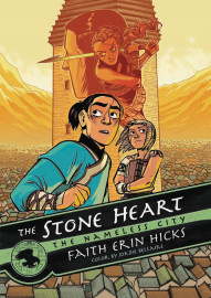 The Nameless City: The Stone Heart #2