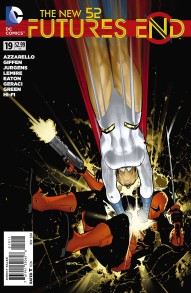 The New 52: Futures End #19