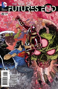 The New 52: Futures End #25