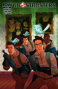 The New Ghostbusters #7