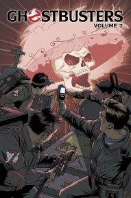 The New Ghostbusters Vol. 7