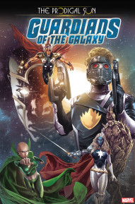 The Prodigal Sun: Guardians Of The Galaxy #1