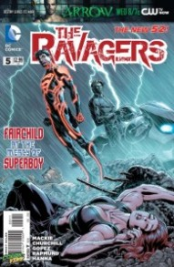 The Ravagers #5